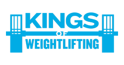 The Kings of Weightlifting Logo